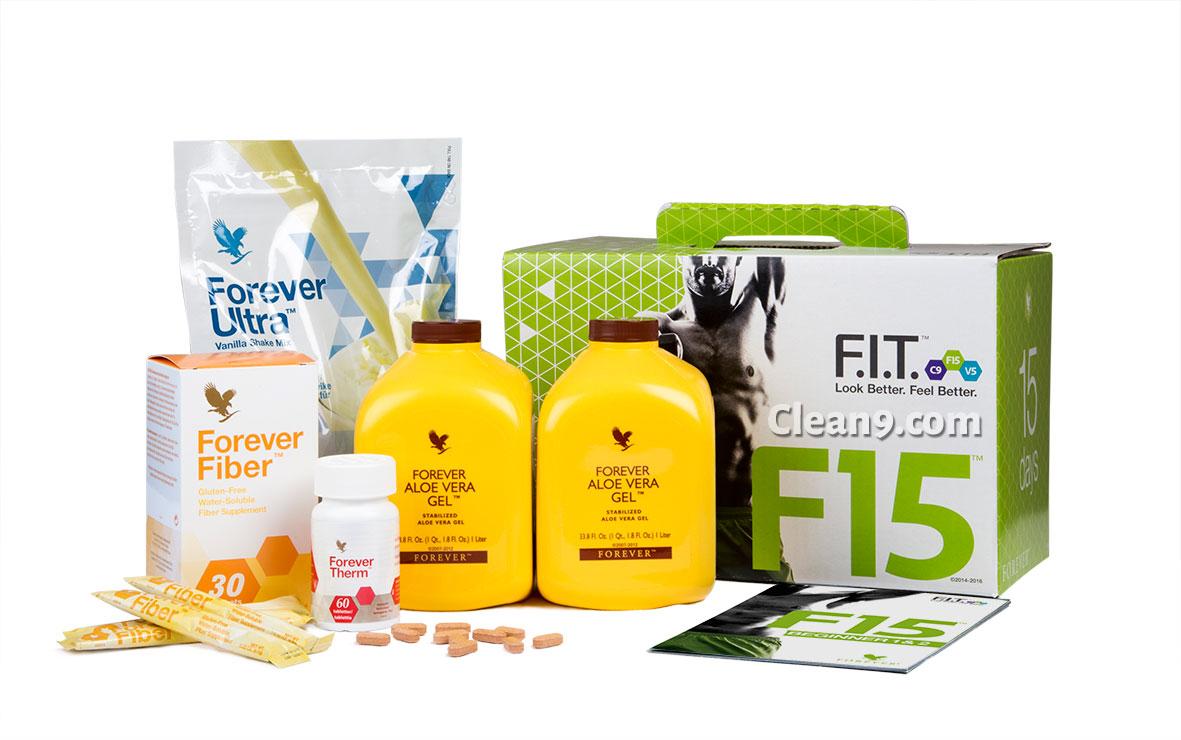 """Phase 2: Forever FIT """"F15"""" Beginner, Intermediate & Advanced Fitness Program"""